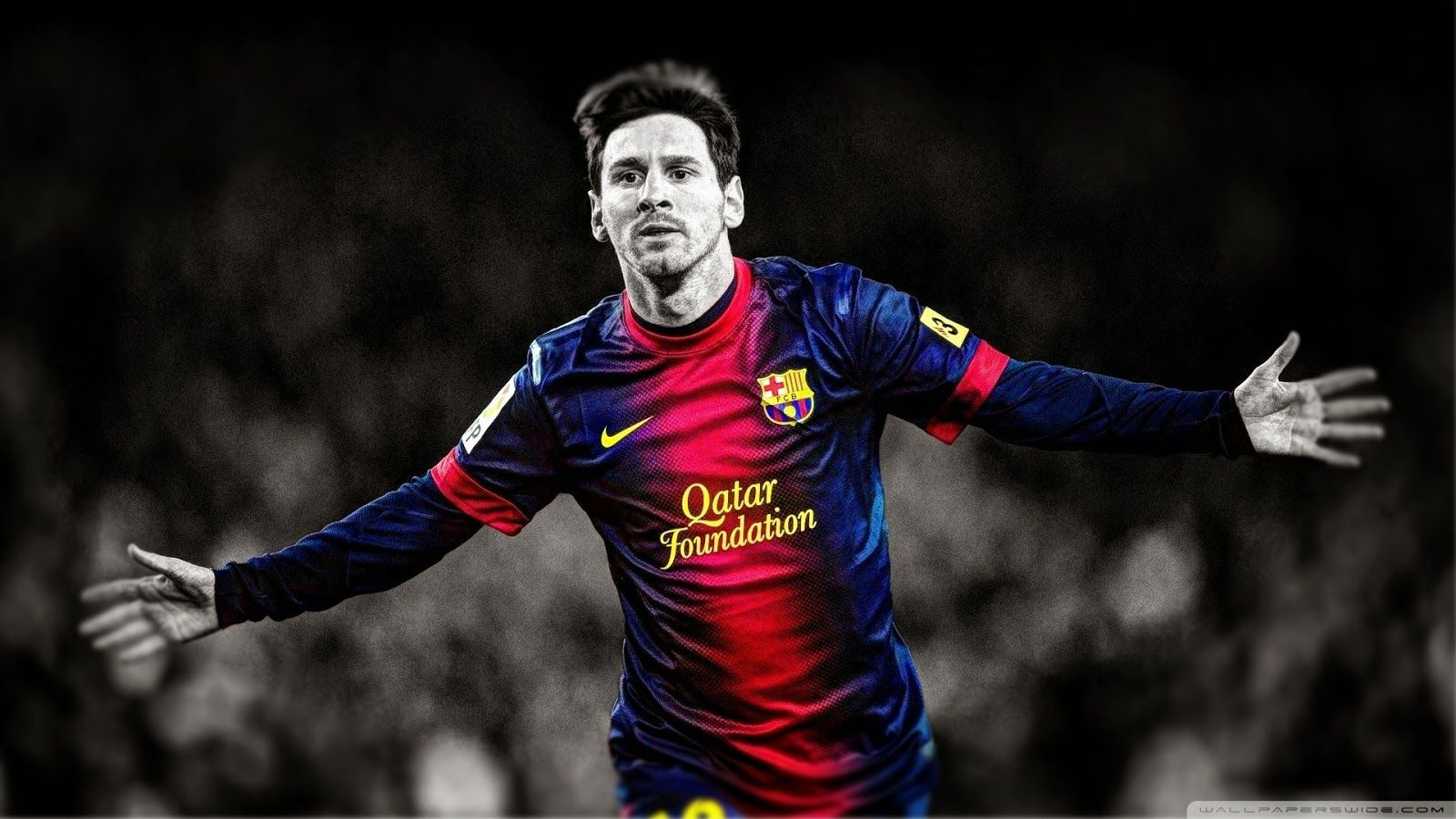 Lionel Messi  Wallpapers and Backgrounds  HD Images, HD 1600x900