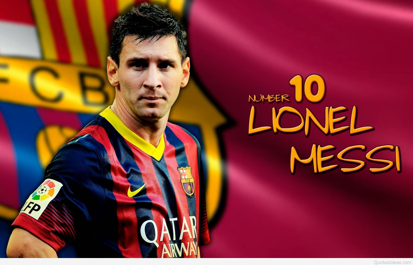 Free Download Lionel Messi HD Wallpapers 1600x1027