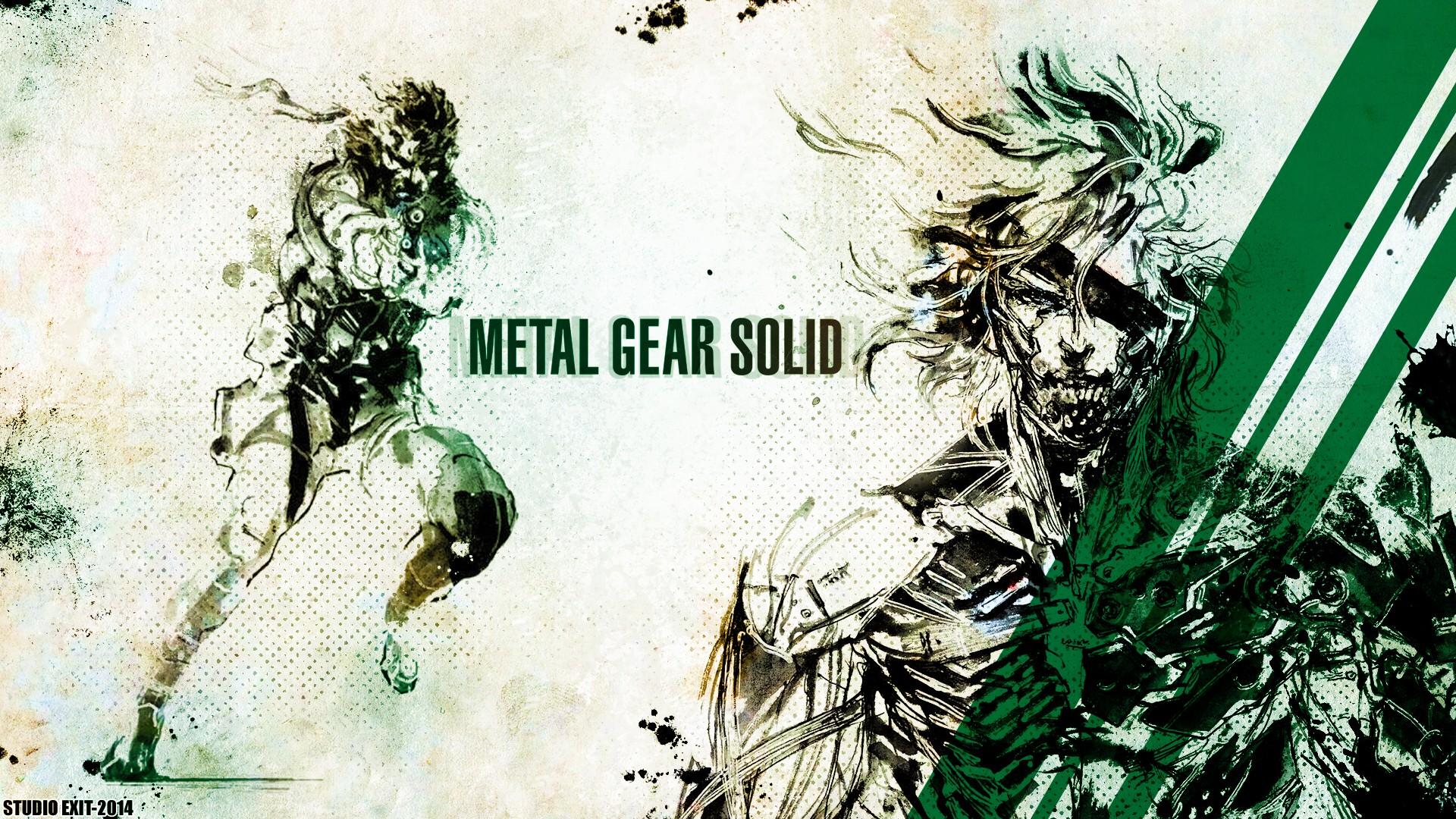Metal Gear Solid Desktop Wallpapers Group 1920x1080