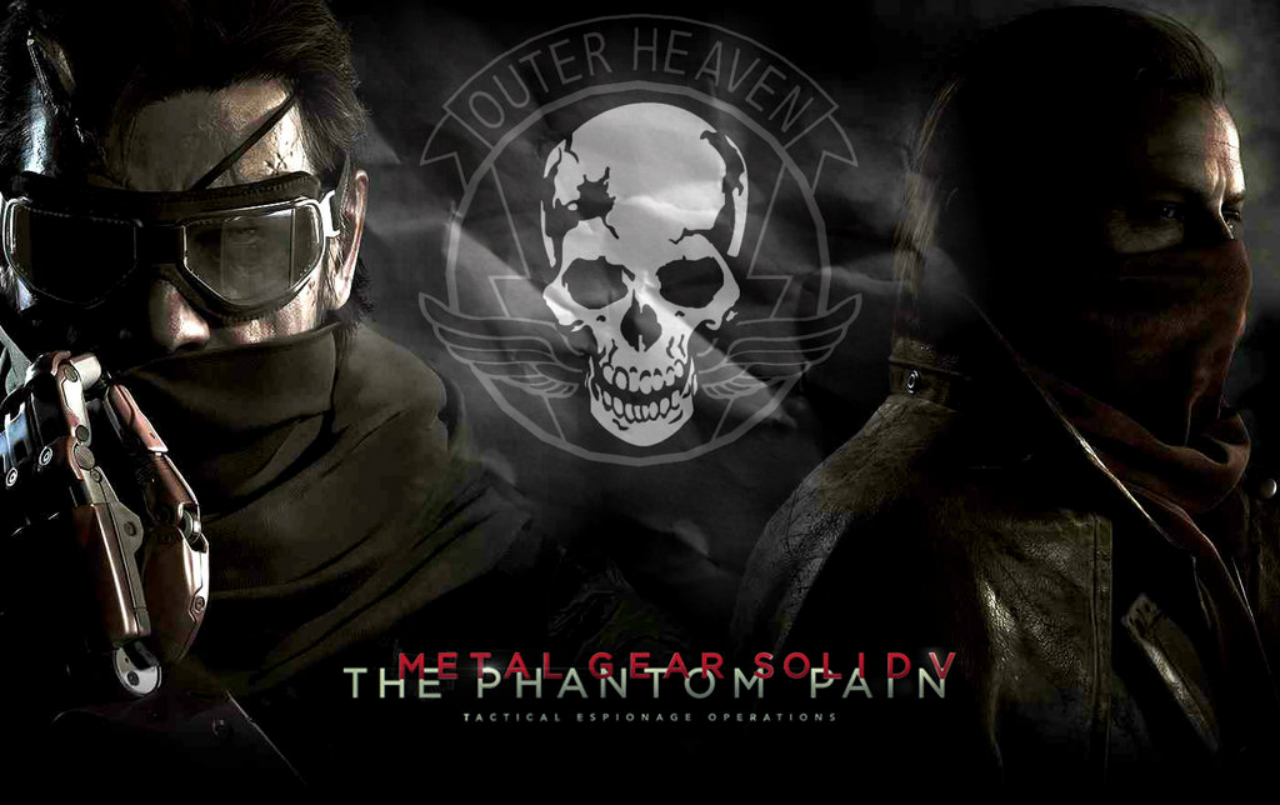 metal gear solid wallpapers pictures 1280x805