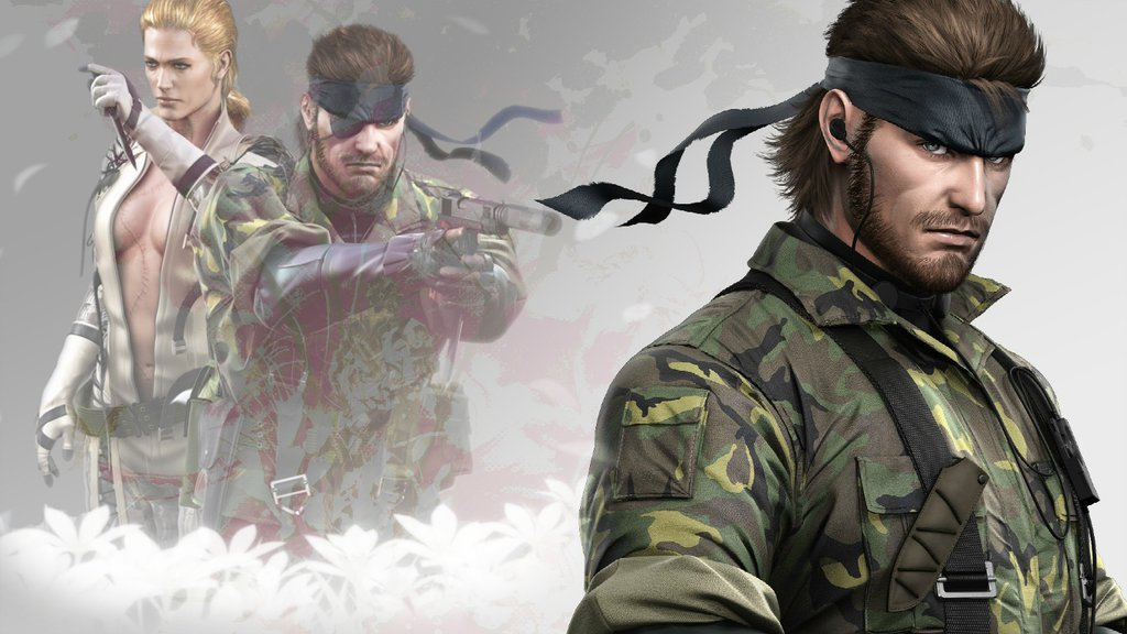 Solid Snake Wallpapers Group  1024x576