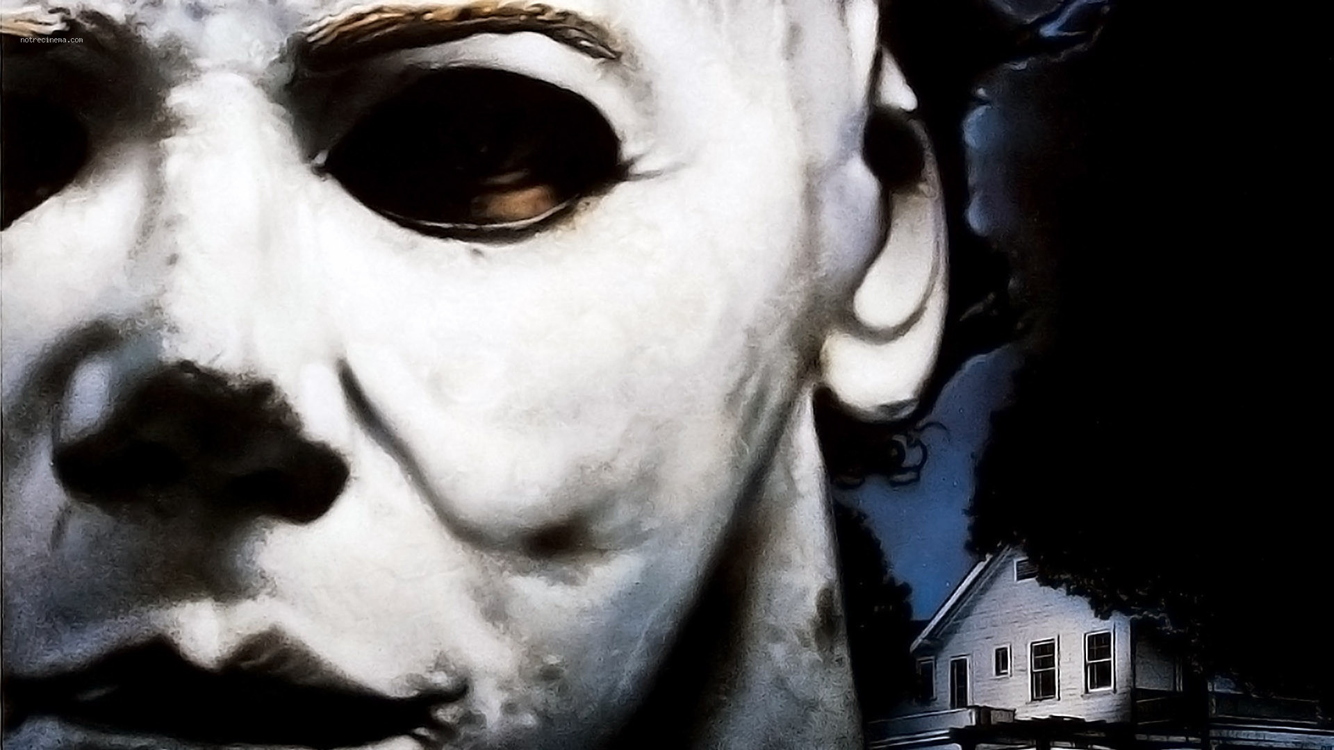 Download free Mitac MIO Explora K michael myers wallpapers 1920x1080