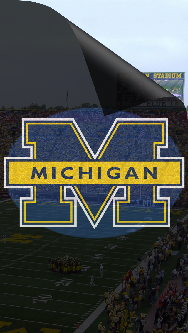 university of michigan screensaver wallpaper 640x1136