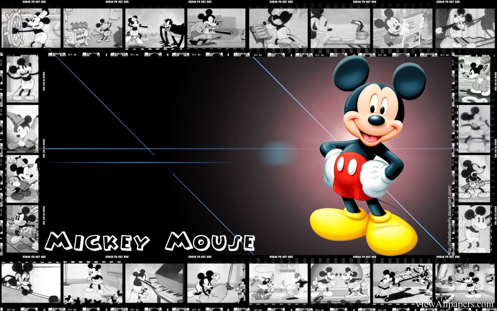 Mickey mouse 1st movie