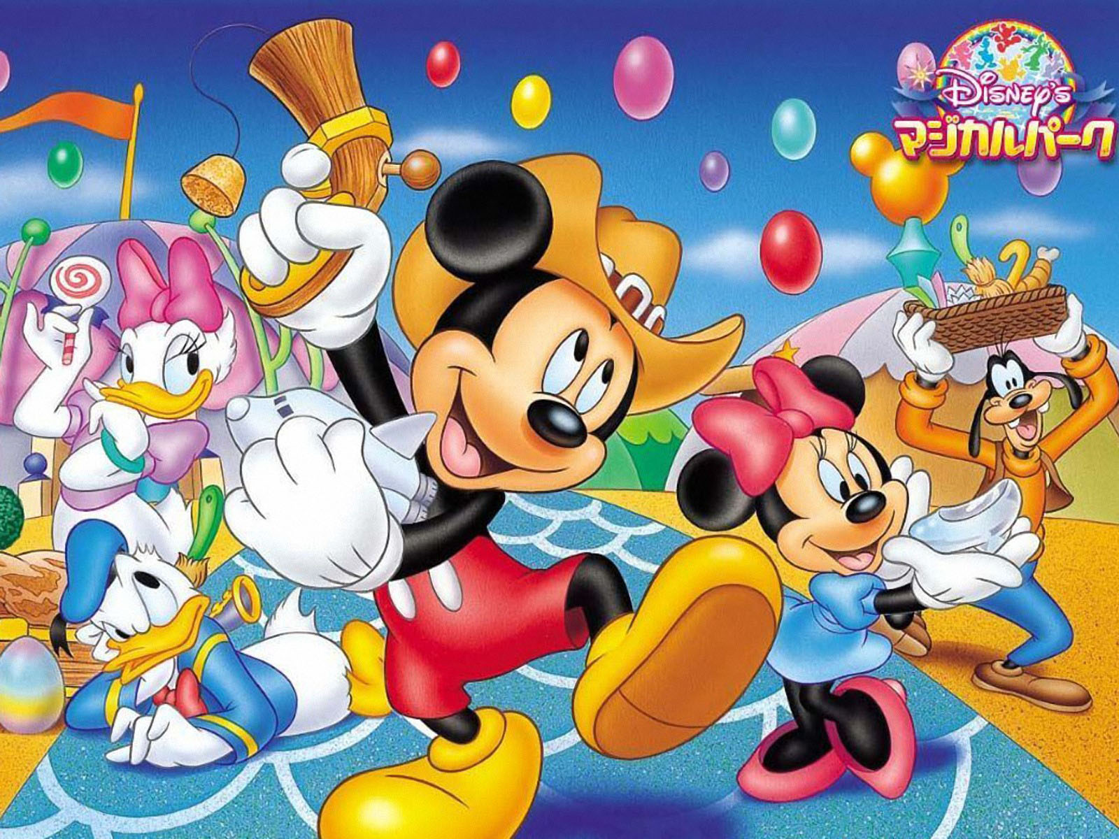 Mickey Mouse Hd Wallpapers Backgrounds Wallpaper 1600x1200