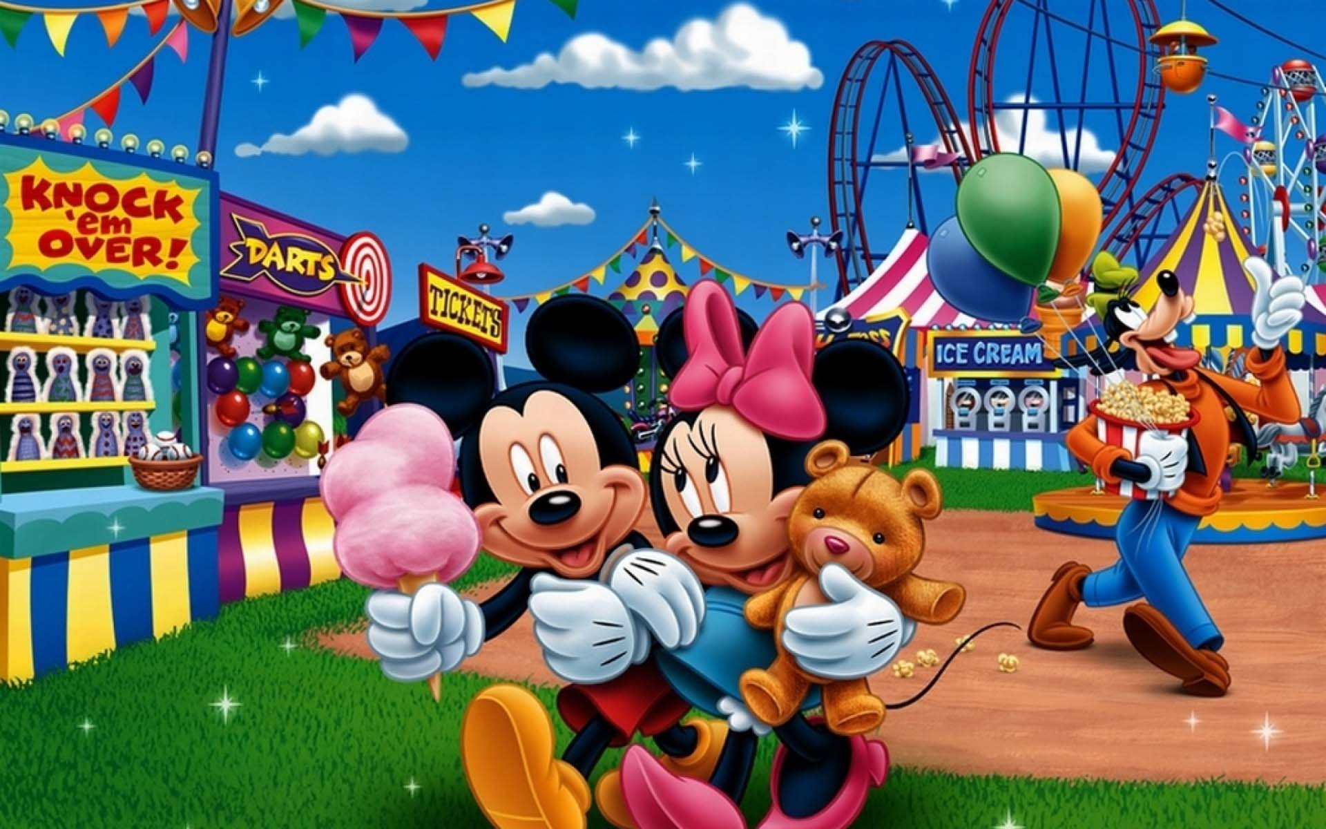 Mickey Mouse Wallpapers Backgrounds All HD 1920x1200