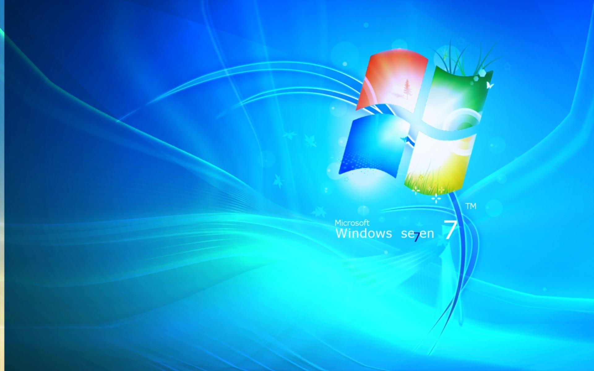 Как сделать красивым рабочий стол на windows 7