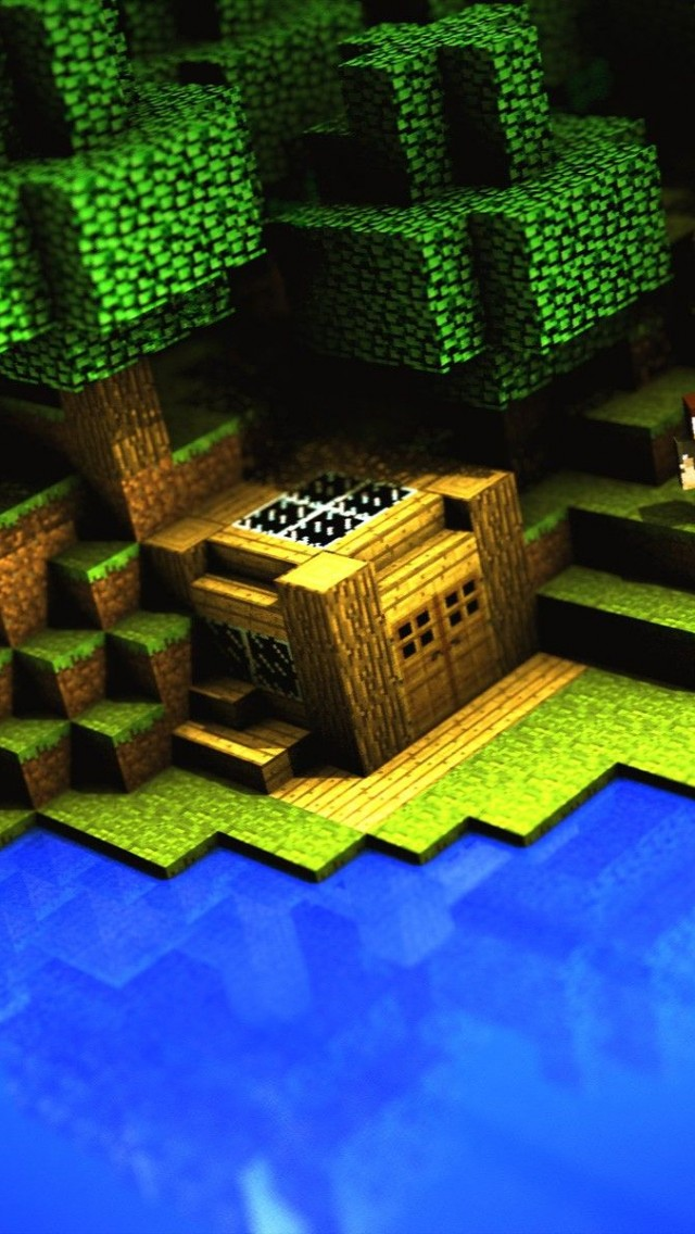 Live Minecraft Wallpaper  Android Apps on Google Play 640x1136