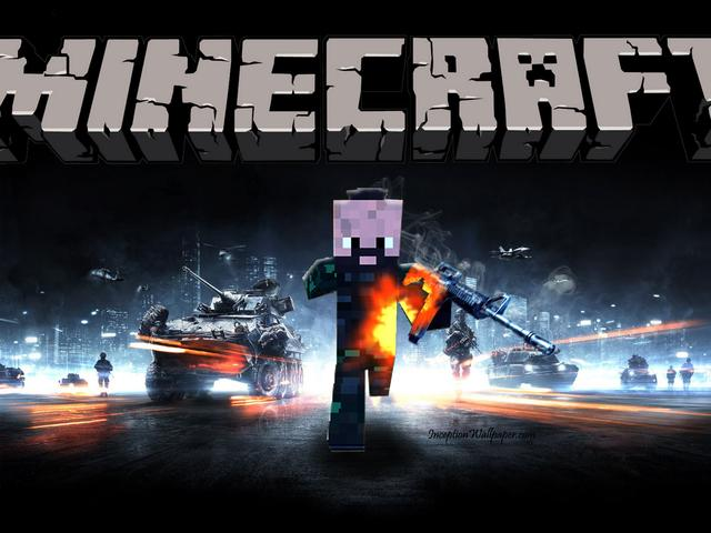 Minecraft Wallpapers For Free 640x480