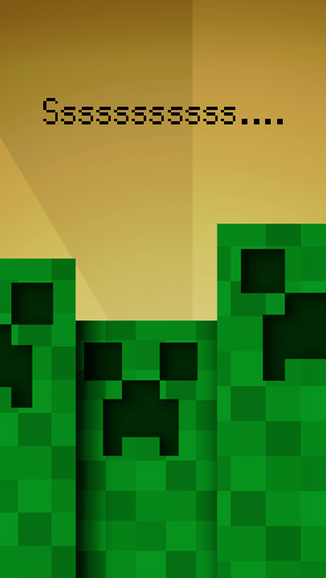 NEW Wallpapers for Minecraft Edition  Backgrounds  Mini Mine 640x1136