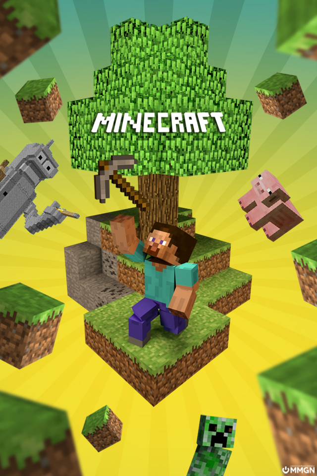 Best ideas about Minecraft Wallpaper on Pinterest  Minecraft 640x960