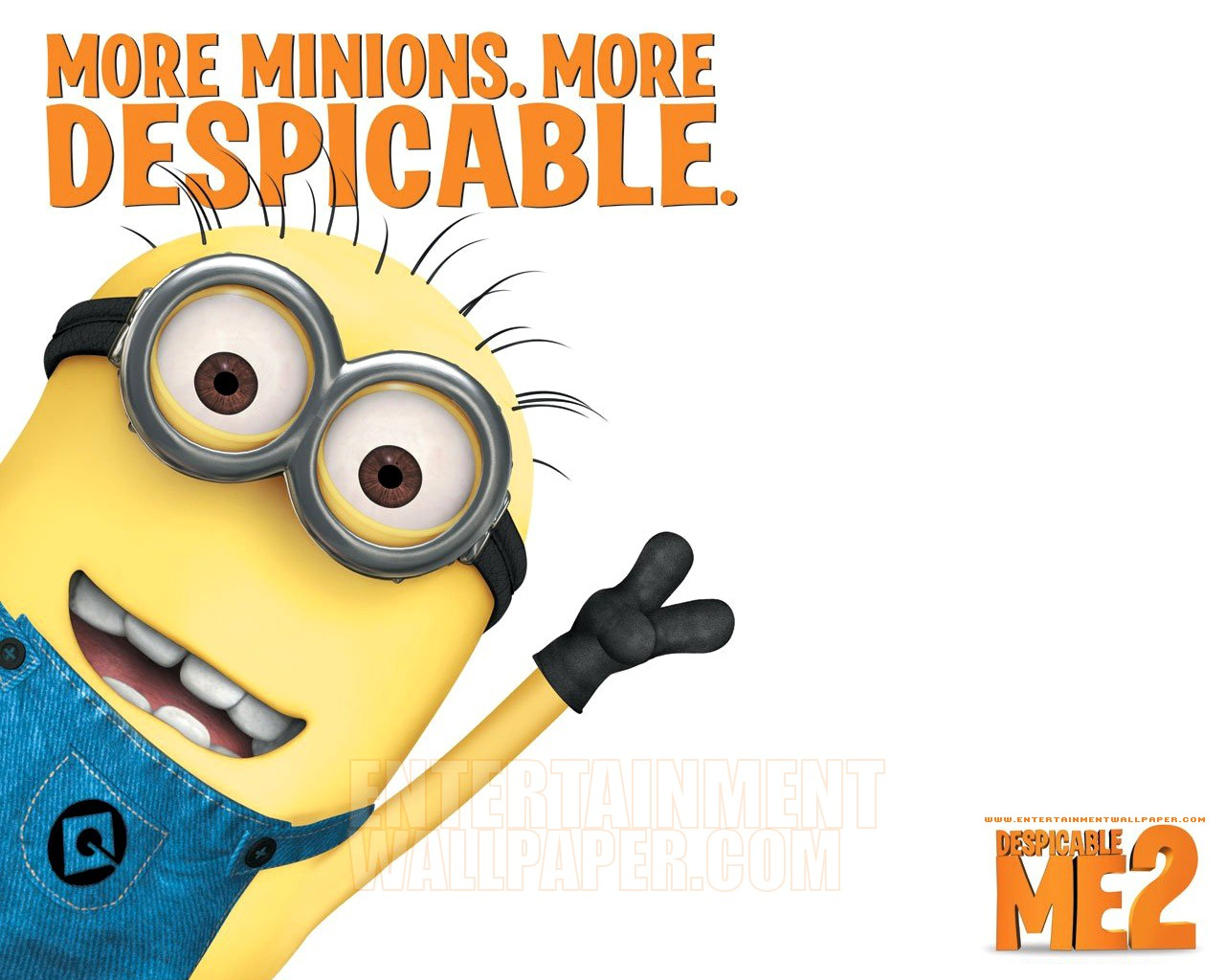 Despicable Me Hd Wallpaper Group