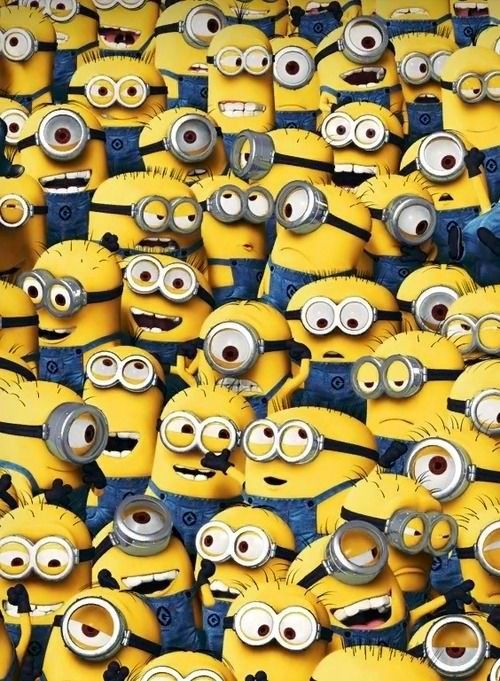Cute Minions Wallpapers Group 500x681