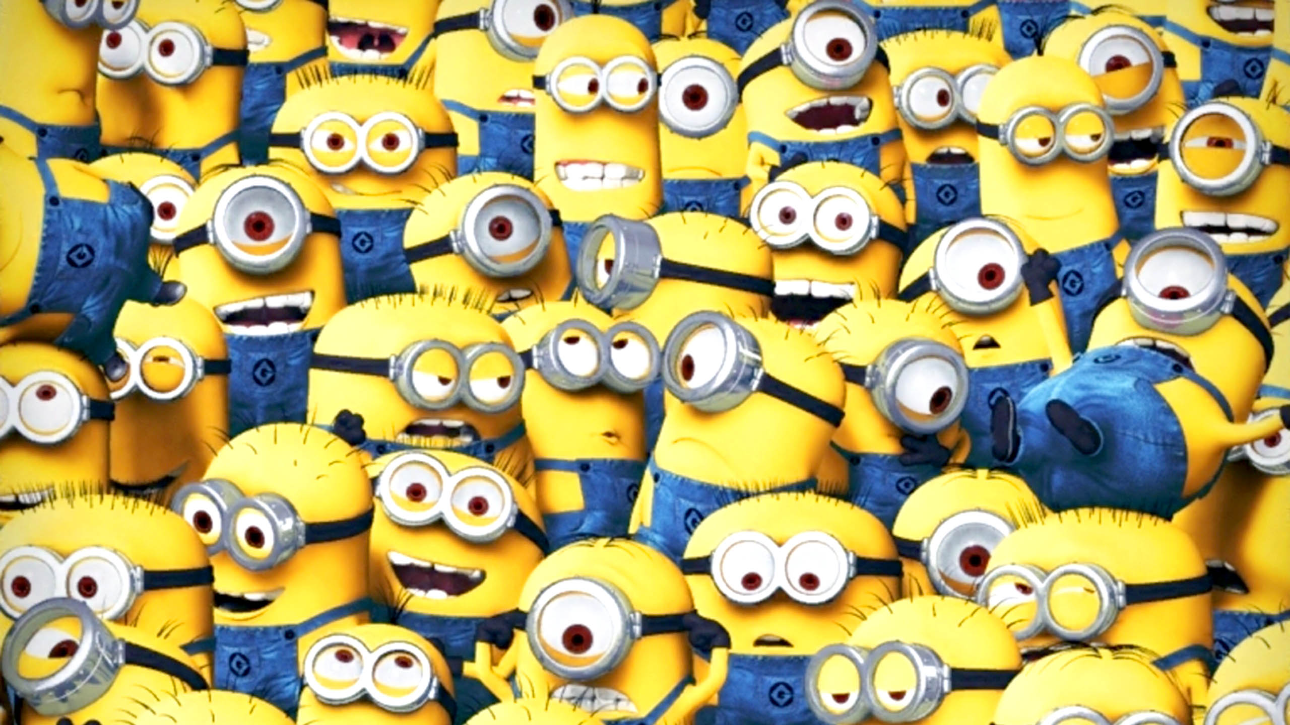 Funny Minions Mobile Wallpapers Android Hd 2560x1440