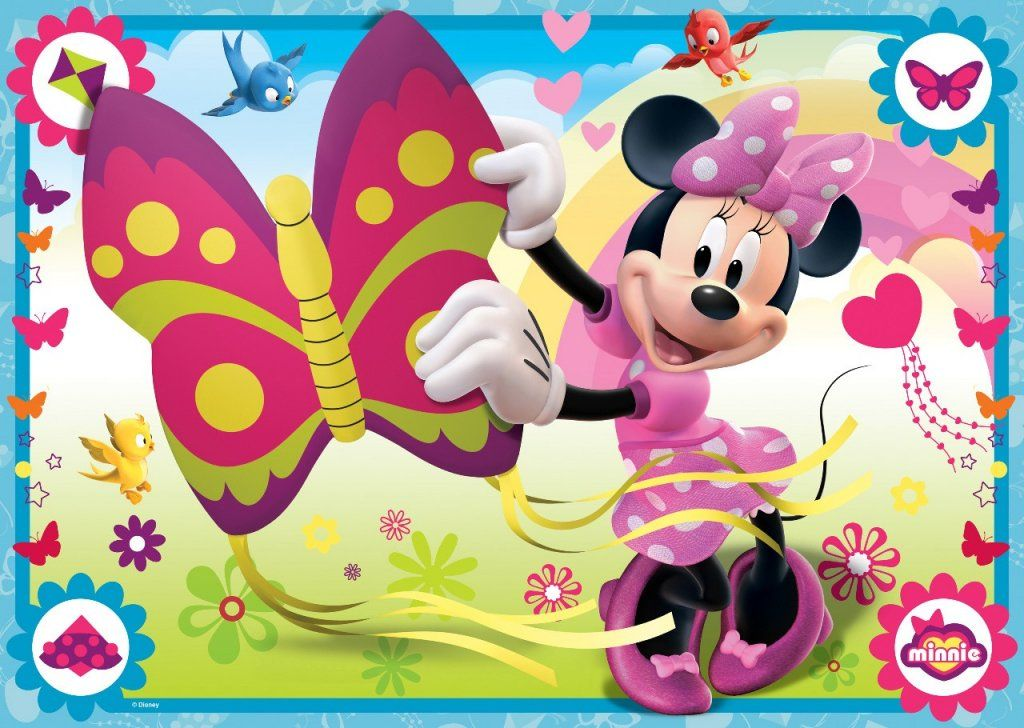 Mickey And Minnie Mouse Wallpapers  Wallpaper  1024x728