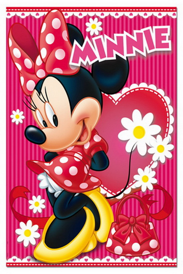Mickey Minnie Wallpapers Free Download Group 640x960