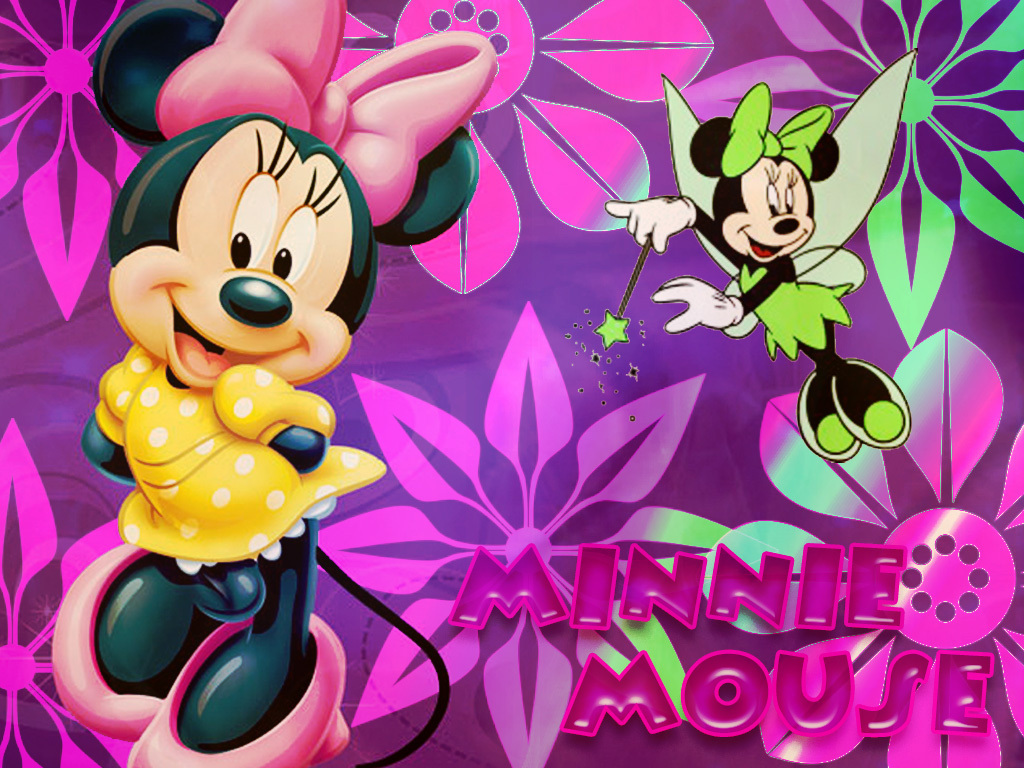 Mickey Minnie Mouse Wallpaper Mickey Mouse Invitations Templates