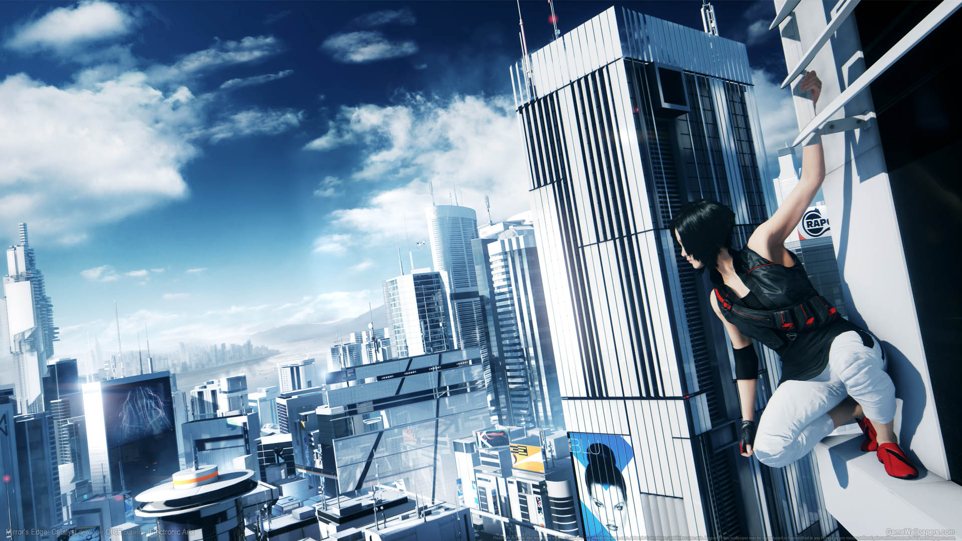 Mirrors Edge Catalyst Computer Wallpapers Desktop Backgrounds 1920x1080