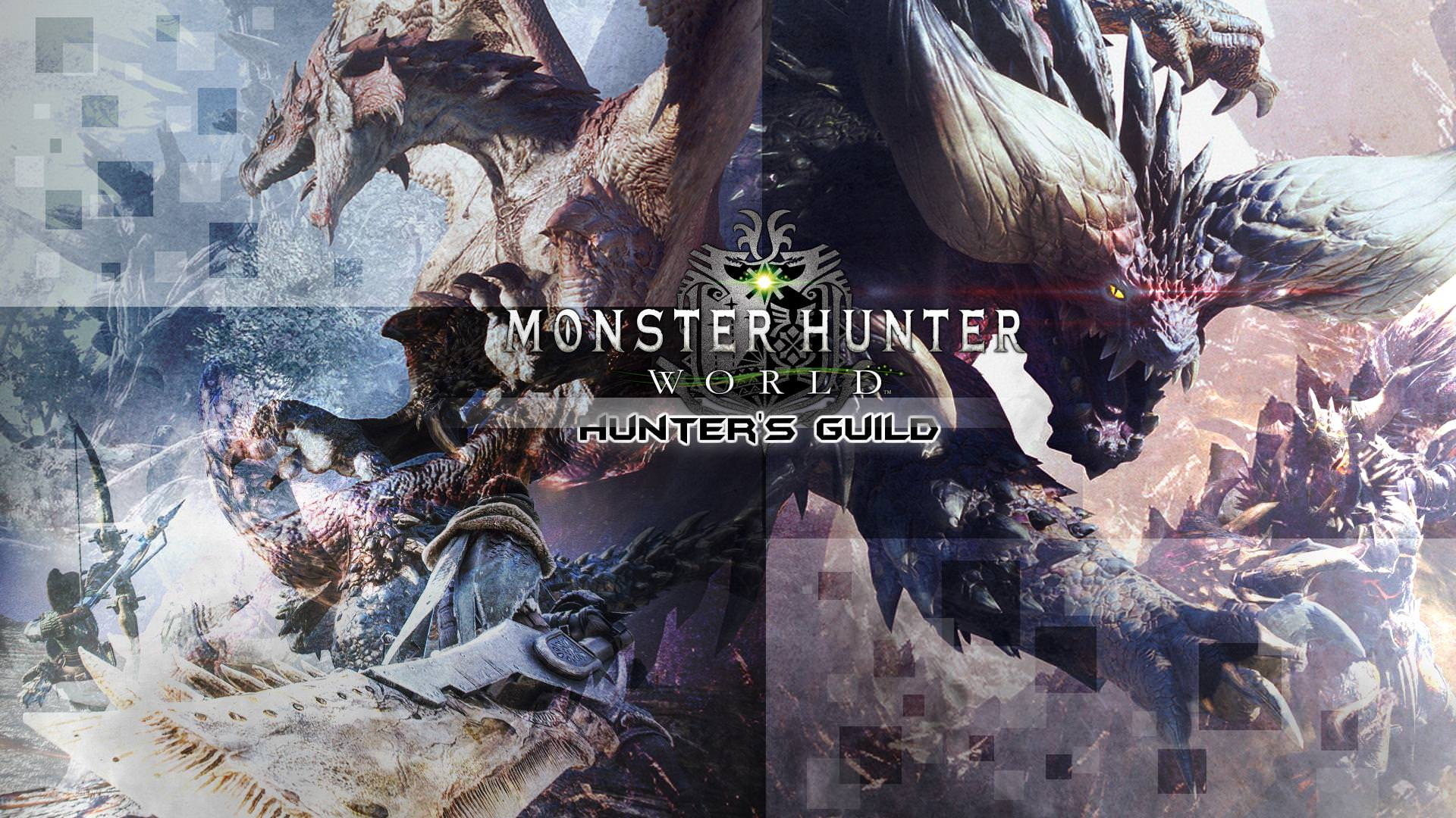 Monster Hunter World Ps Community Wallpaper Hd