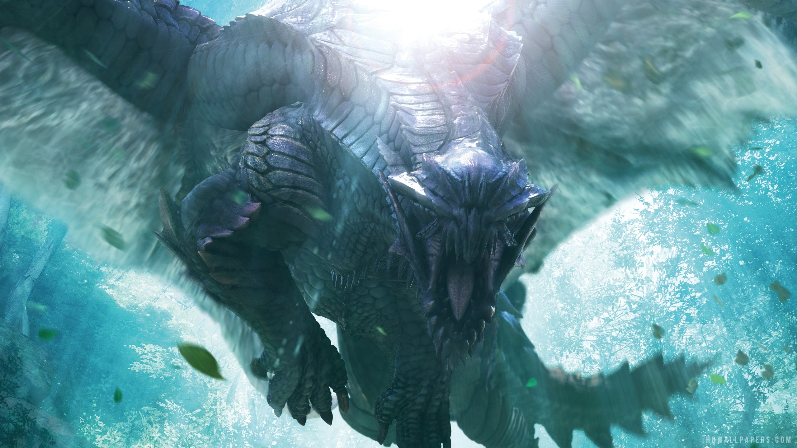 Monster Hunter Wallpaper Download Free Beautiful High Resolution