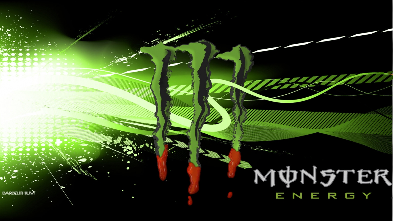 HD Monster Energy Wallpapers   1366x768