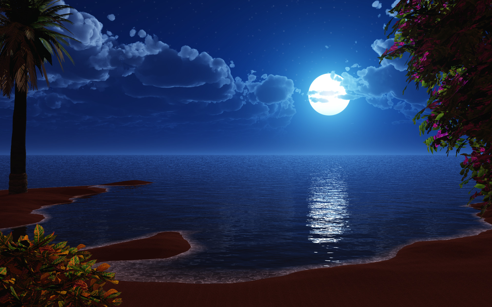 Moon HD Wallpapers  Backgrounds  Wallpaper  1920x1200