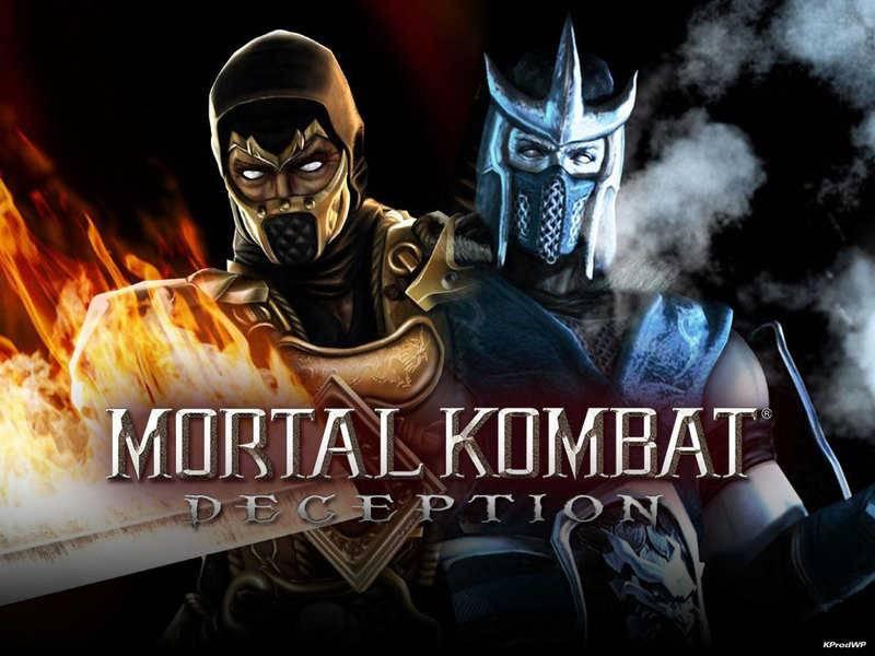 Scorpion Mortal Kombat Armageddon