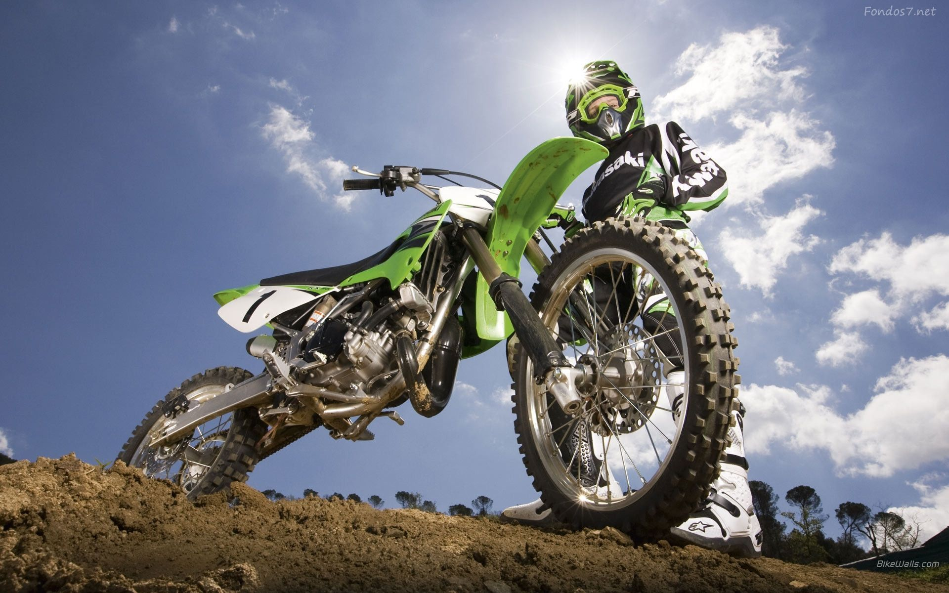 Motocross Wallpapers HD Group  1920x1200
