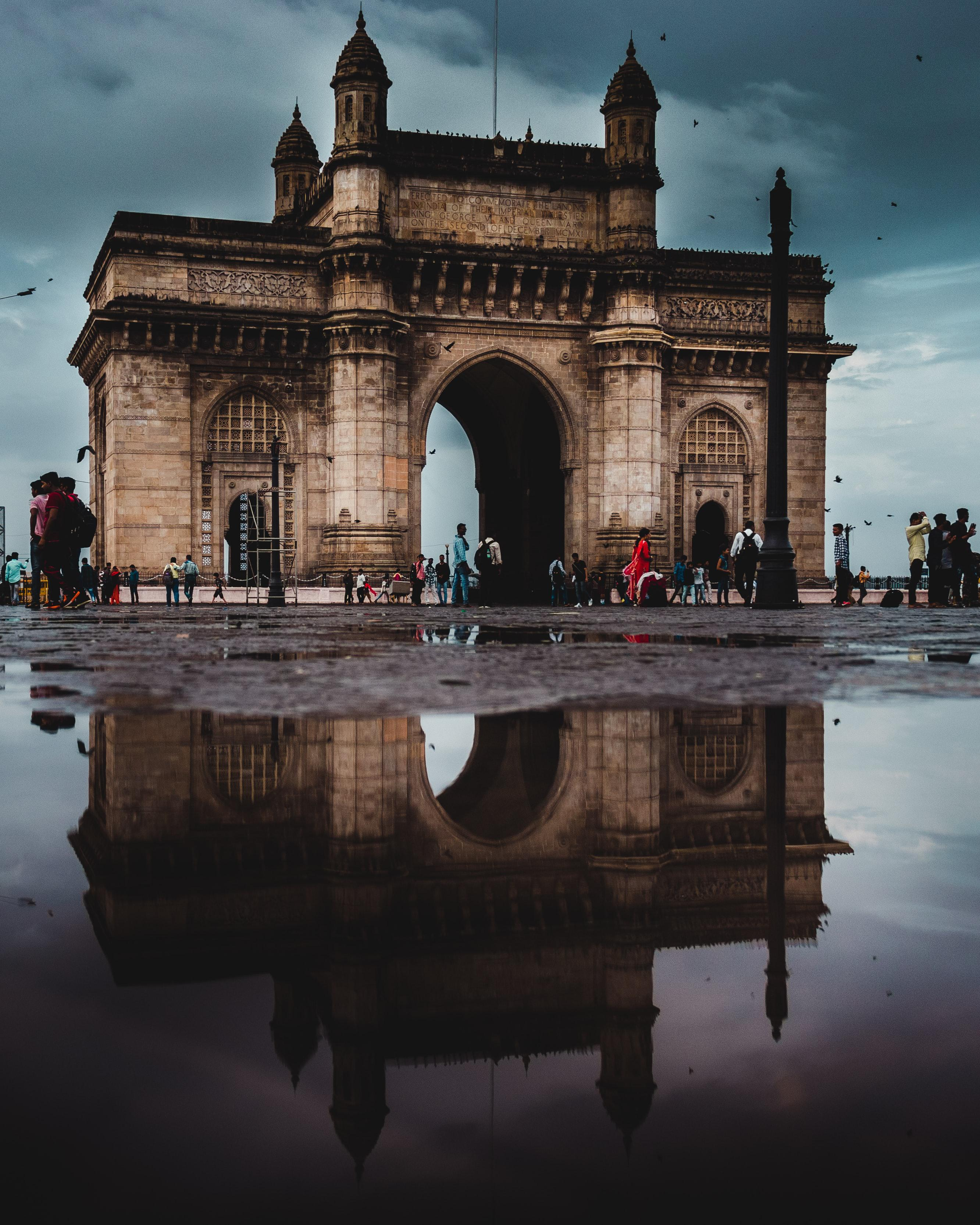 Mumbai HD Wallpaper on