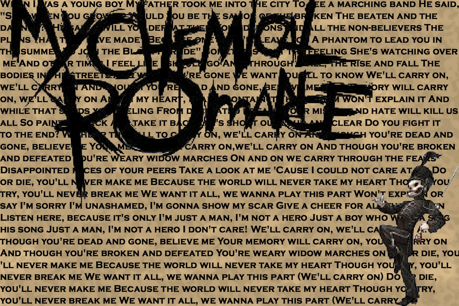 My Chemical Romance Wallpapers Download  My Chemical Romance 1600x1067