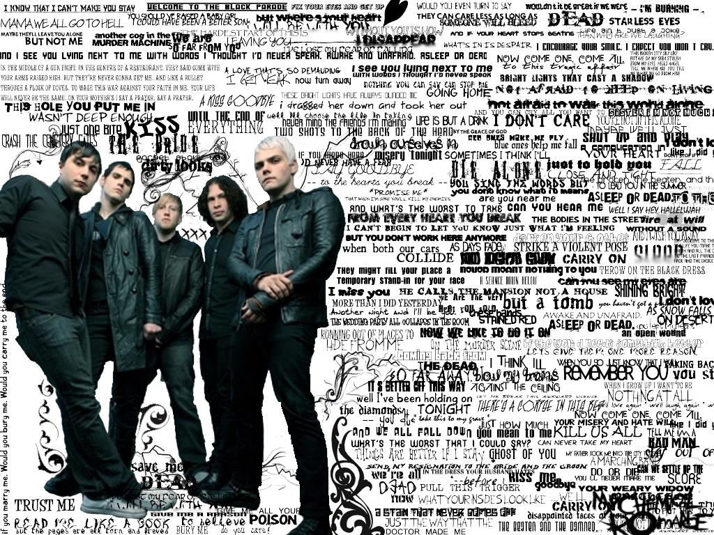 My Chemical Romance HD Desktop Wallpapers wallpapers My Chemical Romance Wallpaper, Top My Chemical Romance 1024x768