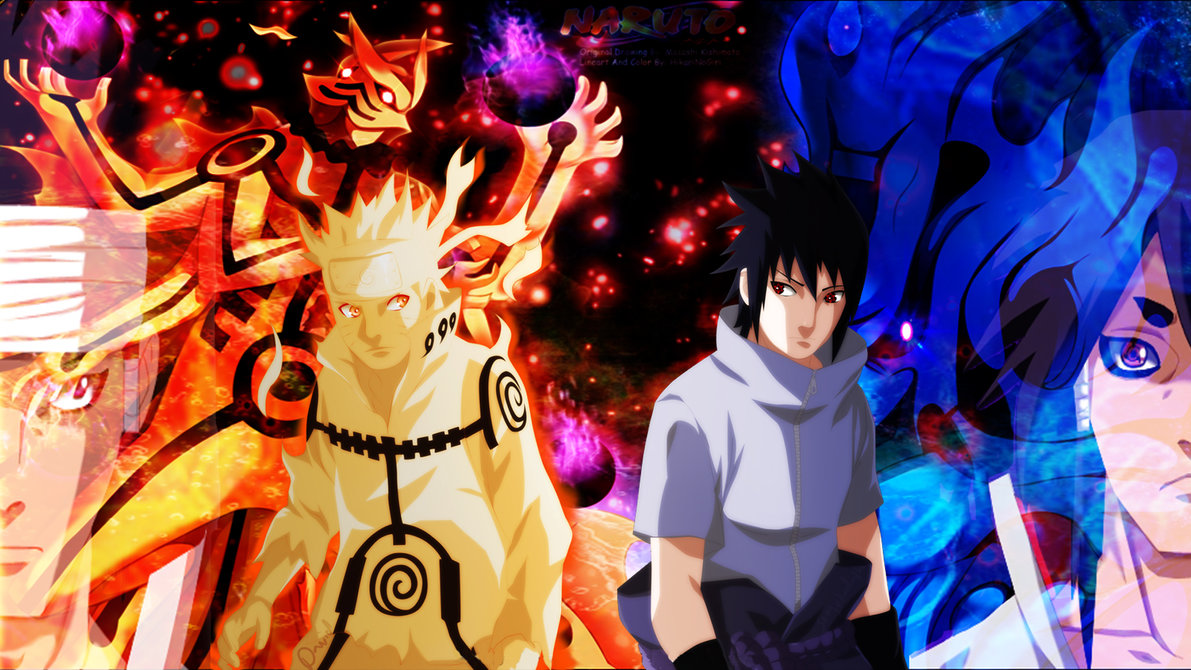 Cool Wallpapers Of Sasuke Uchiha Character Of Naruto 1191x670