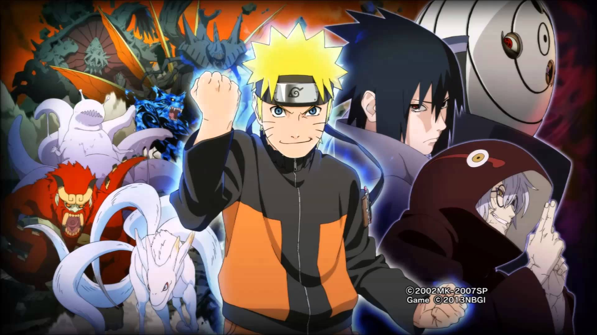 Naruto Shippuden wallpapers HD  PixelsTalk Naruto HD Wallpapers and Backgrounds 1920x1080