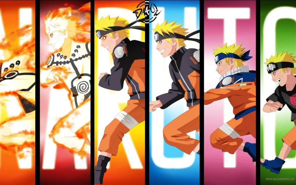 Naruto HD Wallpapers  Backgrounds  Wallpaper  1024x640