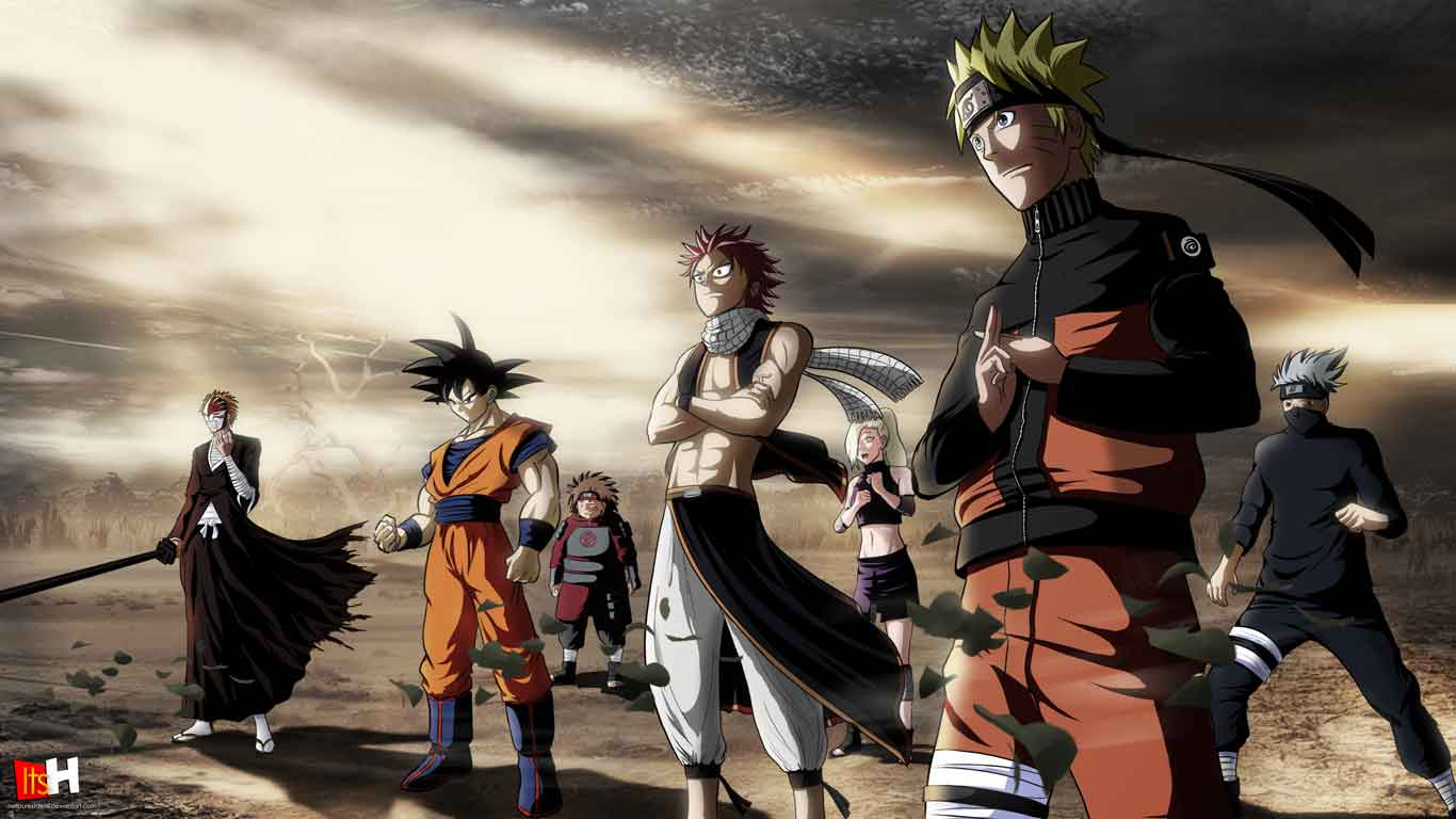 Naruto shippuden Wallpapers HD, Desktop Backgrounds, Images and 1366x768