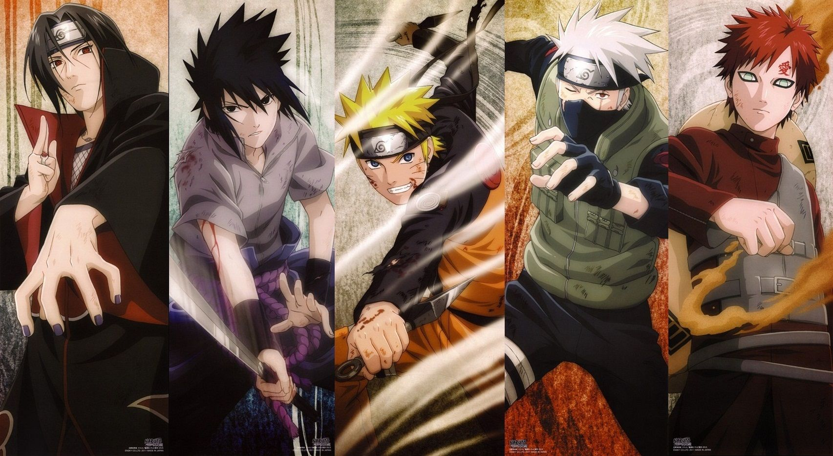 Free Naruto Wallpapers  Wallpaper  1705x933