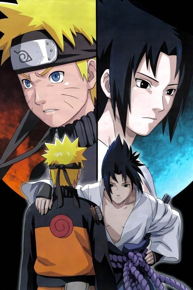 Naruto Wallpapers for iPhone  640x960