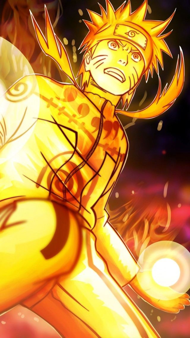 Naruto Shippuden Background Image For Ipod Cartoons Wallpapers 640x1136