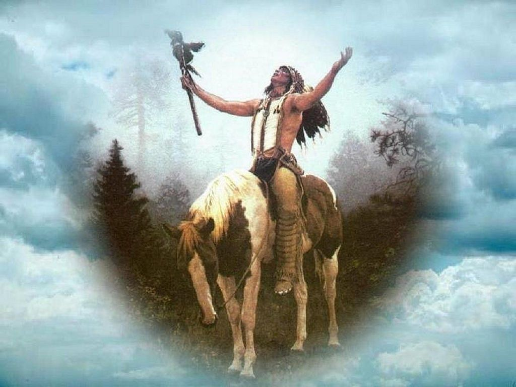 Native American Indian Wallpapers Group  1024x768
