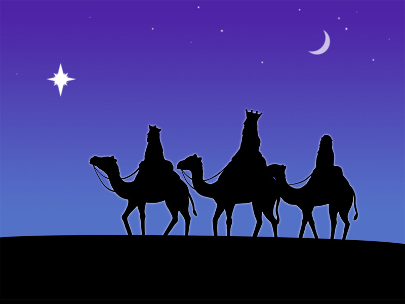 Merry Christmas Nativity Backgrounds Scenes Happy New Year 800x600
