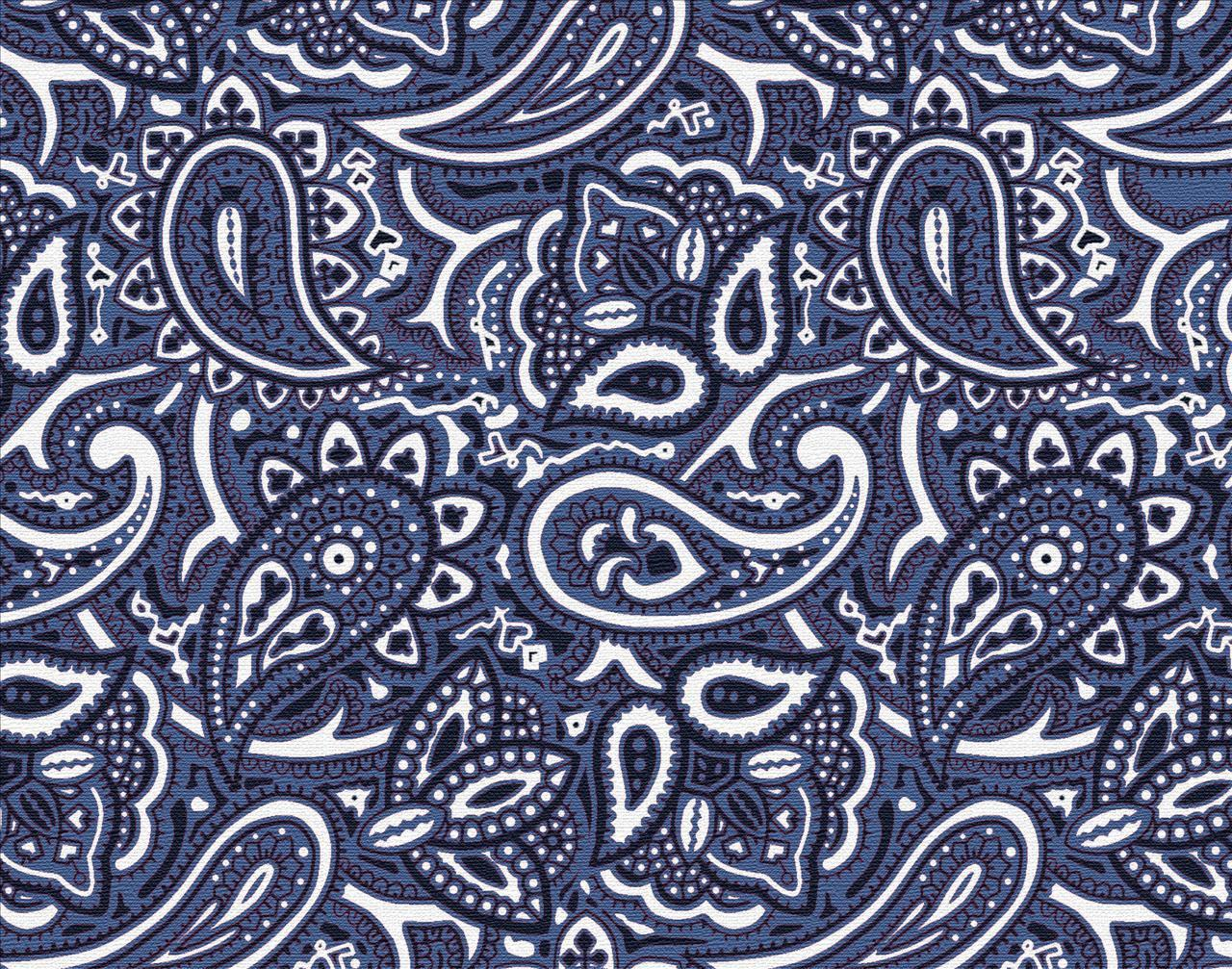 Blue Bandana Wallpapers on