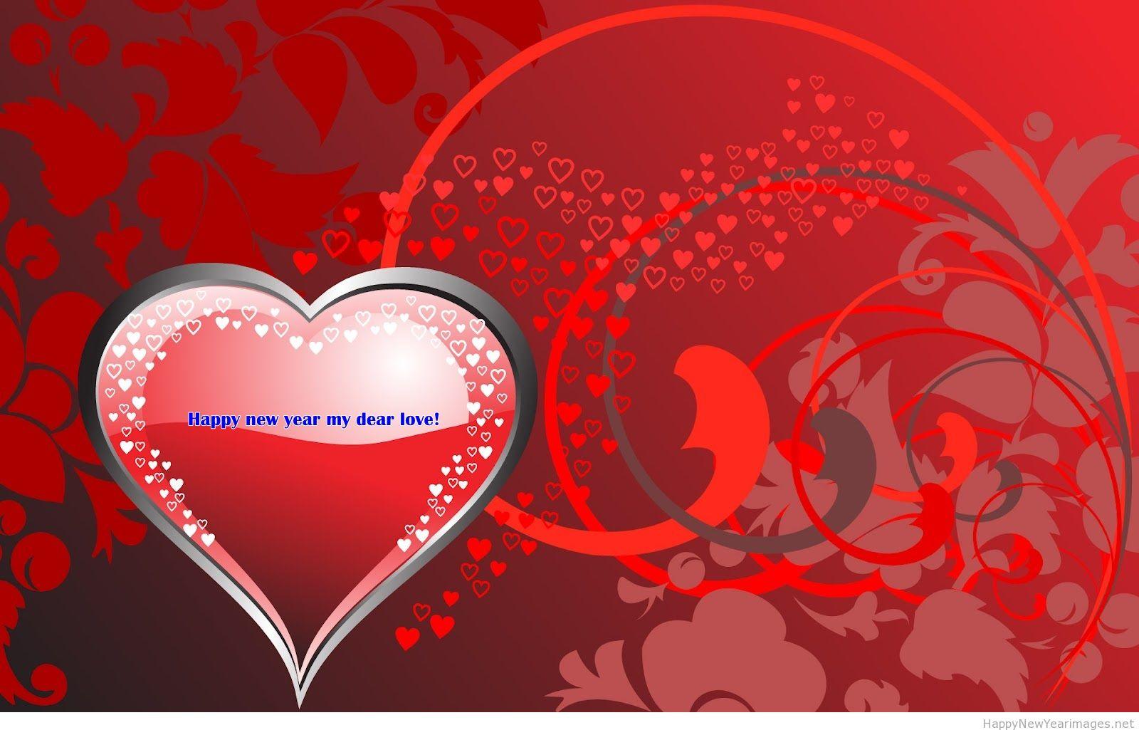 new love wallpaper 1600x1025