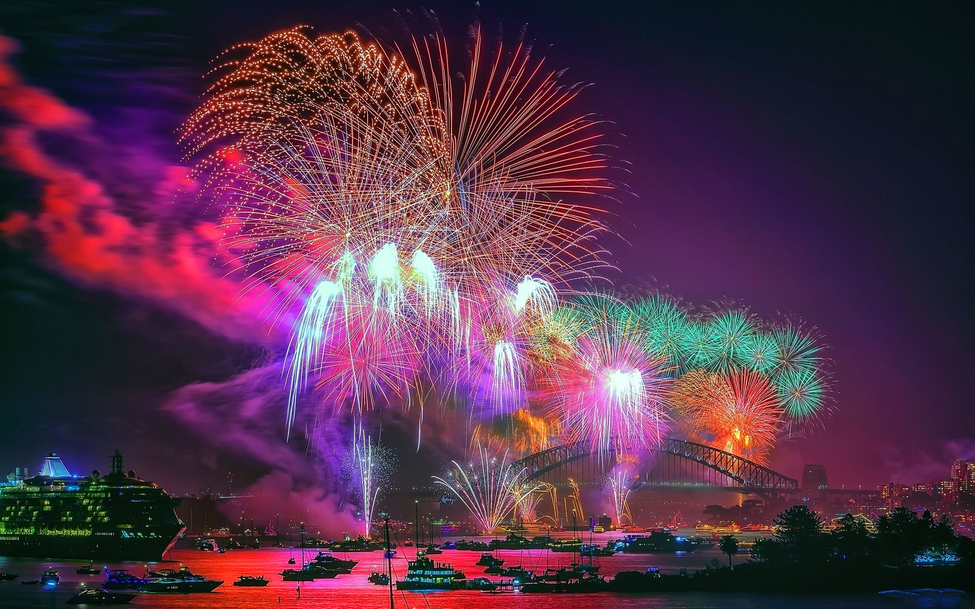 happy new years screensavers new year eve wallpapers group 1920x1200