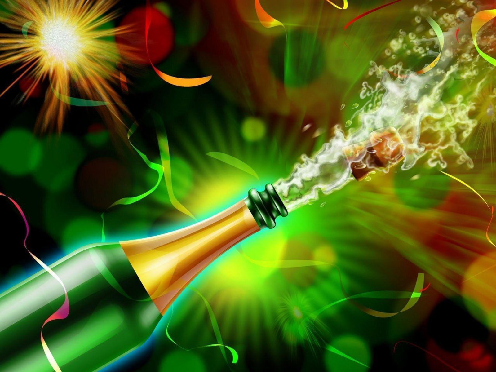New Years Eve wallpaper  wallpaper free download 1600x1200