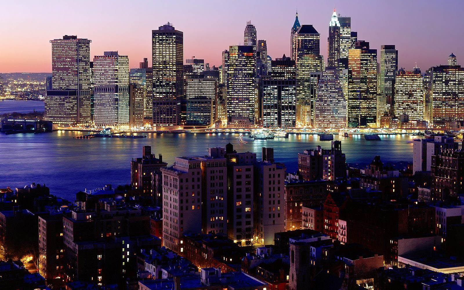 New York Wallpapers Hd Desktop Backgrounds Images And Pictures 1600x1000