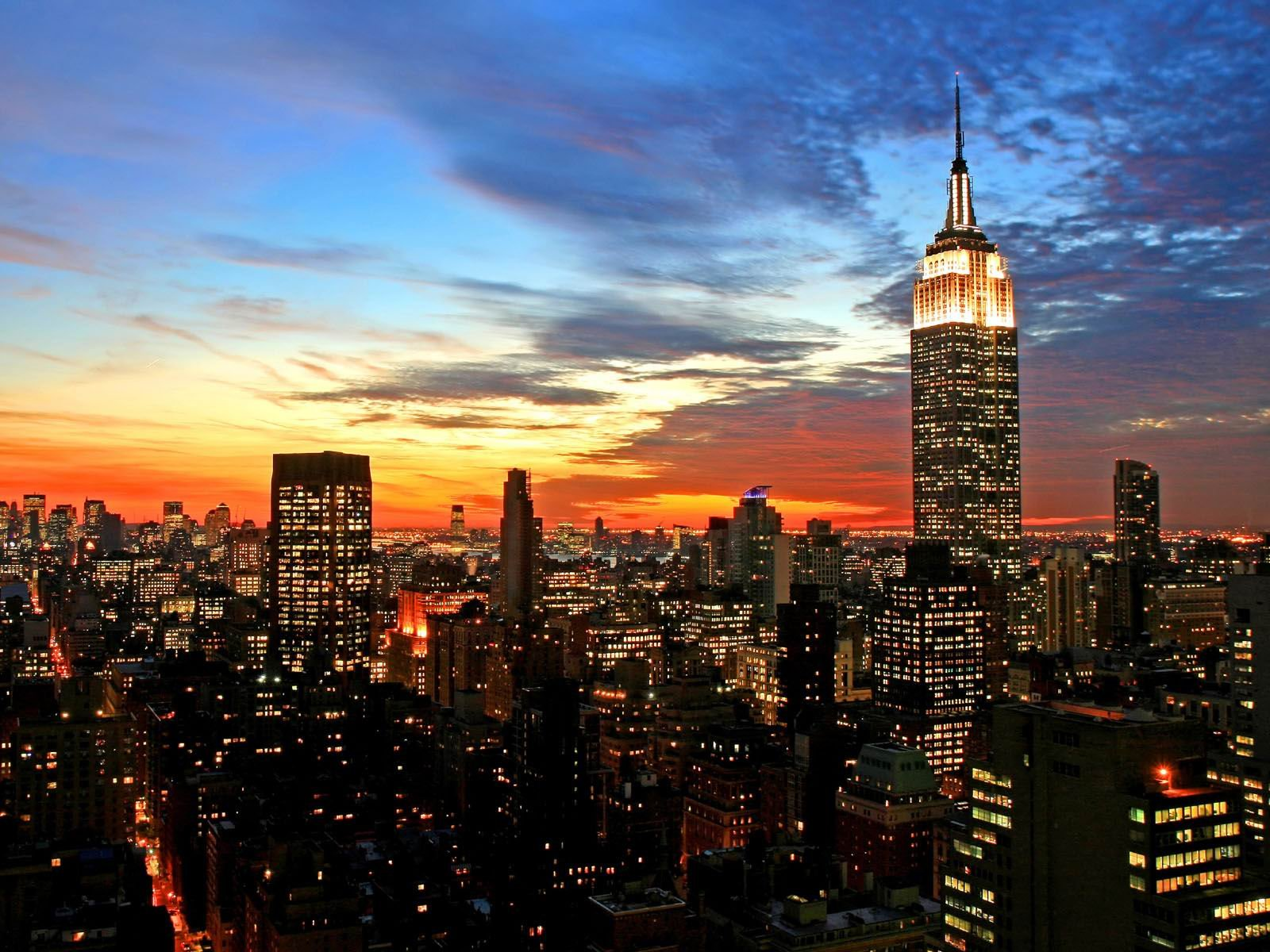 New York City Wallpapers Hd Pictures Wallpaper 1600x1200