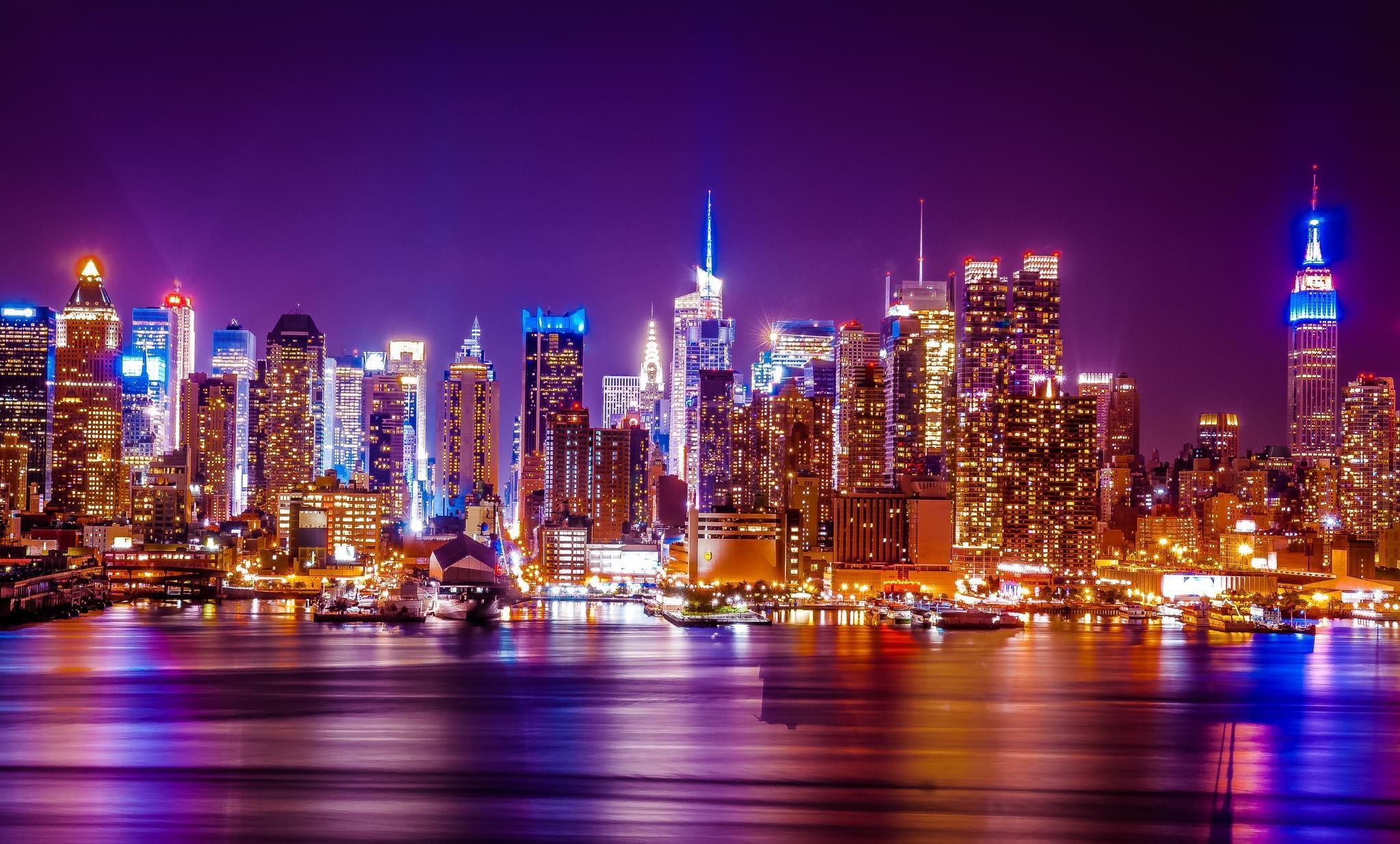 New York City Wallpaper Pexels Free Stock Photos 2048x1235