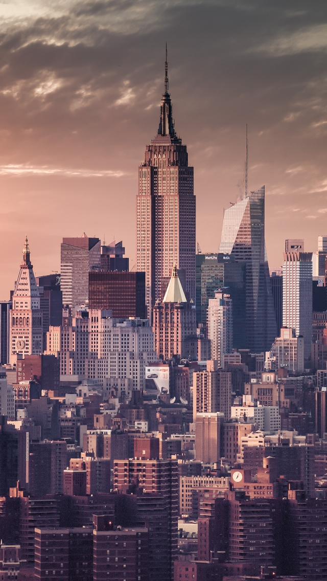 City IPhone S Plus Wallpapers HD 640x1136