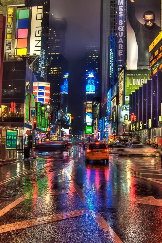 City Hd Wallpaper New York Iphone 6