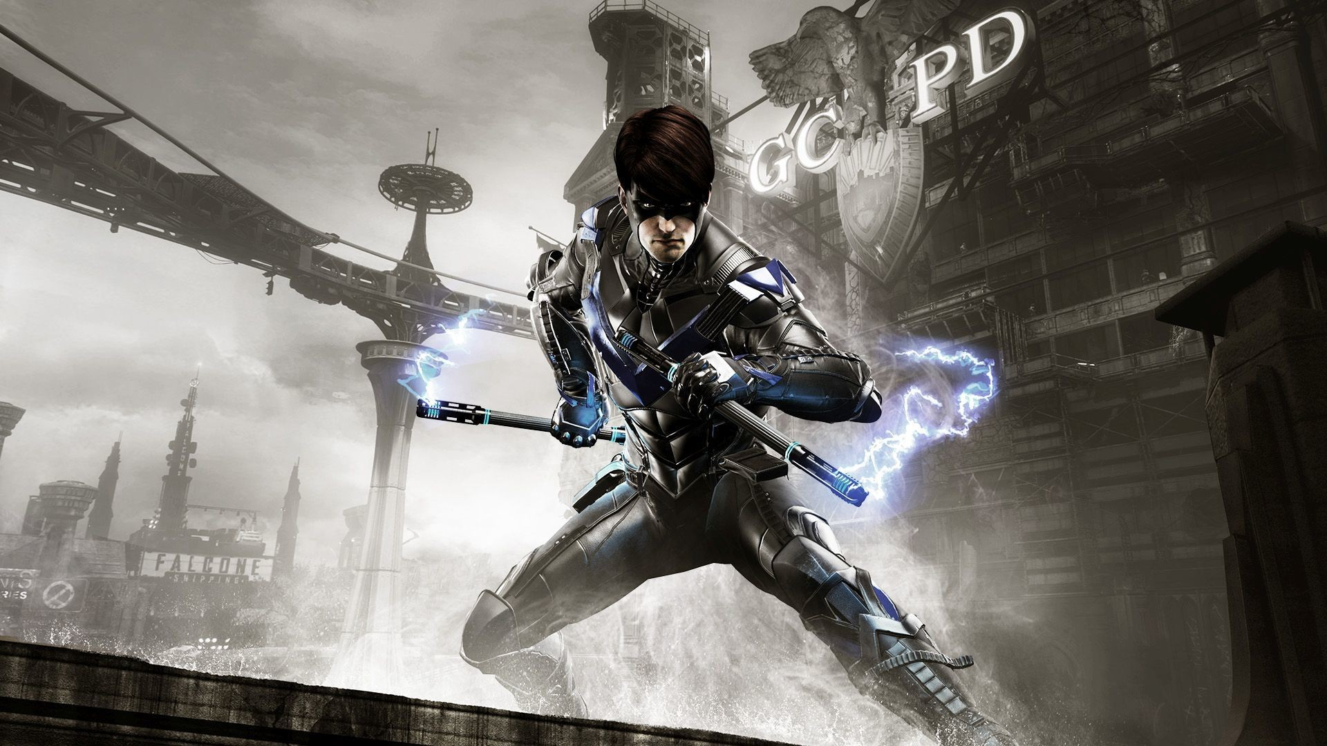 nightwing wallpaper images HD Wallpapers Buzz 1920x1080
